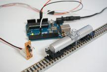 Electrónica - Comboios