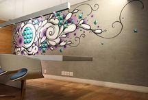Pinturas paredes