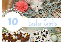 Easter Crafts & Snacks / Easter Crafts and Snacks. Beautiful ideas to try this Easter