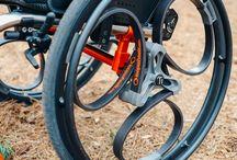 Tekerlekli Sandalye / Wheelchair
