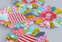 I ❤️ Mini Quilts / Inspiration for mini quilts I love!