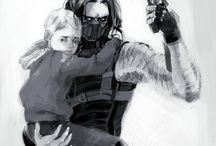 Bucky Barnes/ Sebastian Stan