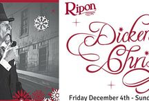 Dickens of a Christmas / Ripon Wisconsin's signature holiday kickoff event.  This weekend of activities includes:  Living Windows, Tour of Homes, Breakfast with Santa, Enchanted Forest, Craft Shows and so much more!