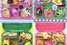 Lunchbox Ideas / Inspiration and ideas for little lunch boxes - pre school, school, picnics, days out