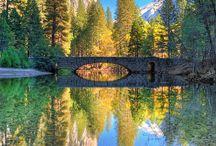 Natural scenery / The splendid earth