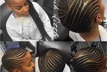 natural hair tips and styles
