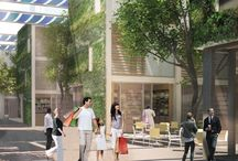 High Street Shop Condominiums (HSSC) by Wave City Centre / They are available in sizes of 60 sq. m, 74 sq. m, 75 sq. m, 79 sq. m and 90 sq. m