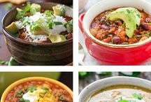 Delicious Fall Dishes / Food to try this fall!