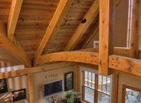 Beams / Whether you are looking for reclaimed or custom cut timbers, Ponders Hollow can meet the architectural and design needs of your building project with our beautiful wood beams. Choose from a wide variety of species, sizes, shapes and styles.