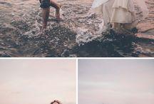 Photoshoot beach
