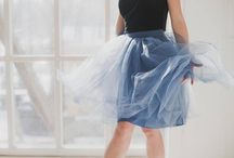 Bows and Tulle / Ballet