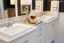 Bathroom ideas / by Mish L Dean