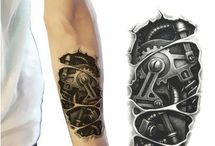 tattoo / by Inga Dèkànynè