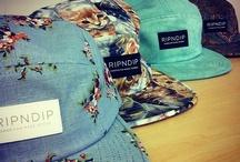 Wolf club hats