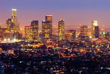 Los Angeles Ca / Los Angeles, California is the entertainment capital of the US. Hollywood is the center for people who wants to have a career in  the entertainment business. / by Explore Talent