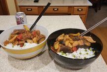 Miso Pork Stir-Fry