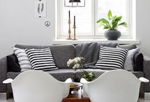 Scandinavian interiour design