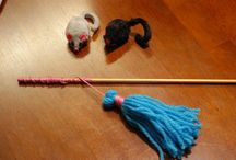 DIY for Pets / DIY toys and things for the babies