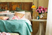 Sweet Dreams / Uniquely painted bedrooms you can restyle yourself