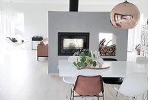 Obývák a barvy