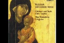 Orthodox music / by Anna Nelson