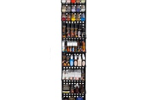 Displays  / Collection of metal and cardboard displays to show the most complete range of products.