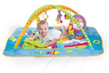 Tummy Time / Some useful items to encourage tummy time for baby