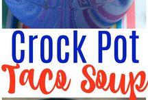 Mexican Inspired Crock Pot Recipes