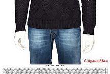 Kötött pulóverek