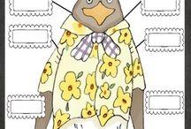 kindergarten {penguins} / by Lee Anne Godfrey
