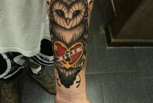 Tatoo animals