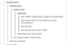 Tumblr Funnies / by Sarah Letkeman