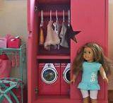 Doll Stuff / by Chrissy Arnott Burns
