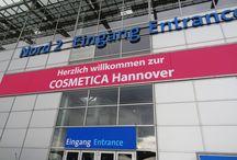 COSMETICA HANNOVER 2015 / Kosmetikmesse für Fachbesucher