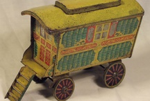 Antique and Vintage Toys.