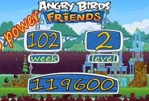 Angry Birds Friends Week 102 all levels no power / Angry Birds Friends All Levels 3 star strategy High Scores This is our no power and power up