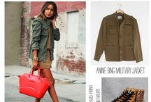Get the look! / Streetstyle inspiration & NAC clothes to get the look!