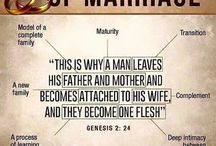 What Marriage Is / Marriage is what we say it is
