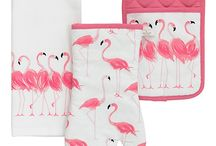Flamingos for the Airstream