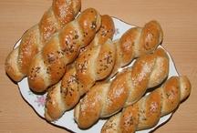 chléb + pečivo