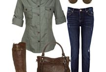 Clothes I like to wear - Autumn