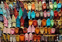 Schuhe aus aller Welt / Schuh um Schuh