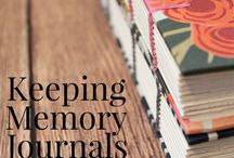 Memory books for Hannah