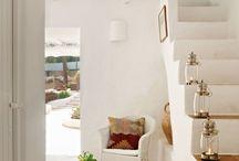 Casa de playa p / Mediterránea y moderna