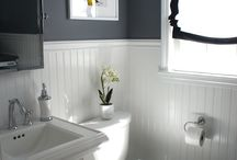 Bathroom Ideas / by Jillian Shepard