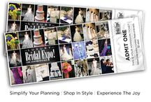2014 Bridal Expo Chicago/Milwaukee Dates & Locations / by Bridal Expo Chicago/Milwaukee Luxury Events