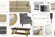 Design Board Love / Interior Design Mood Board Examples