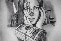 donne soldi