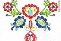 Lidové ornamenty