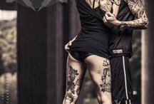 Tattooed Couples ❤️